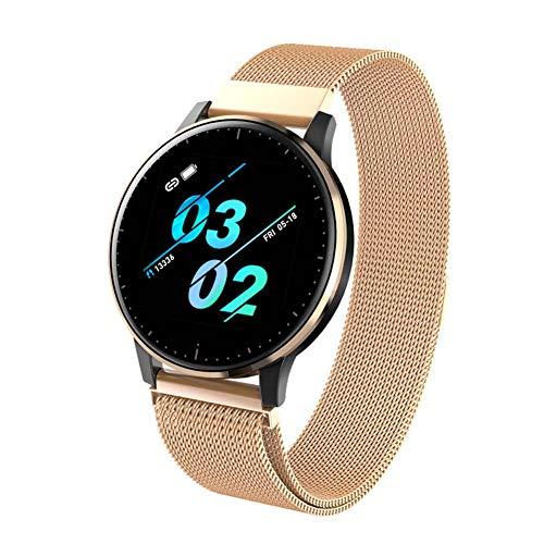 WHOME Smartwatches for Man Smart-Armband Voll-Touchscreen-Pulsmesser Schlaferkennung Sportschritte wasserdichte Uhr Geschenke für Jungen-c6