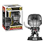 Funko - Pop! Star Wars The Rise of Skywalker - KOR Scythe (Hematite CHROME) Figura Coleccionable, Multicolor (47243)