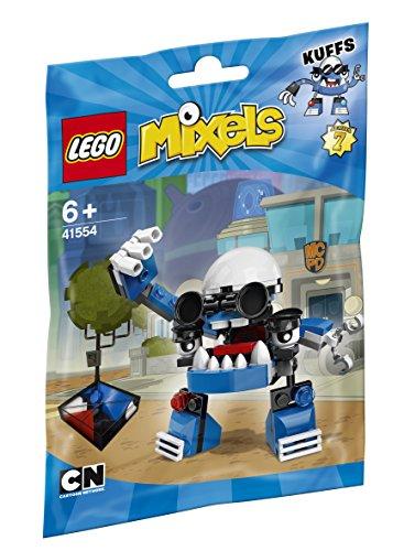 LEGO Mixels 41554 - Konstruktionsspielzeug, Kuffs