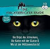 Die Knickerbocker Bande 3 Folgen: die Orgel des Sc
