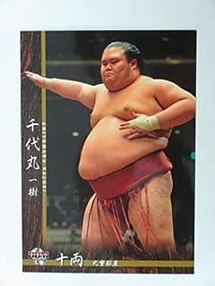 BBM2016大相撲カード■レギュラーカード■No.69千代丸 一樹/十両