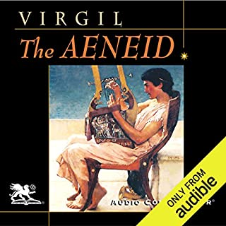 The Aeneid                   By:                                                                                                                                 Virgil                               Narrated by:                                                                                                                                 Charlton Griffin                      Length: 15 hrs and 36 mins     55 ratings     Overall 4.0