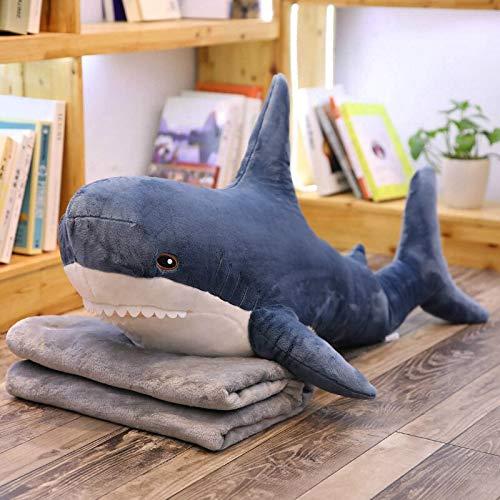 huobeibei Rusia Shark from Ike A Stuffed Pink Shark Pillow Peluches Cojín...