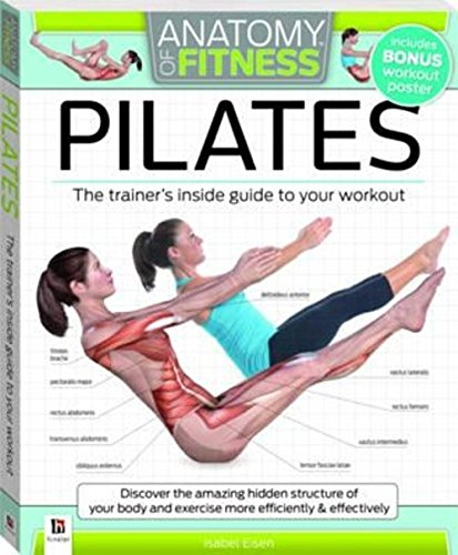 Pilates Anatomy of Fitness: Trainer's Inside Guide