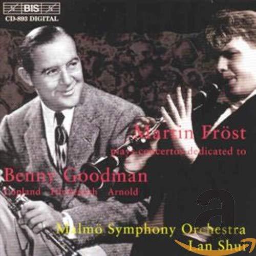 Conc.Clarinete Dedicados A Benny Goodman