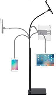 Adjustable Floor Bed Stand Lazy Mount Holder Arm Bracket for iPad Tablet Phone