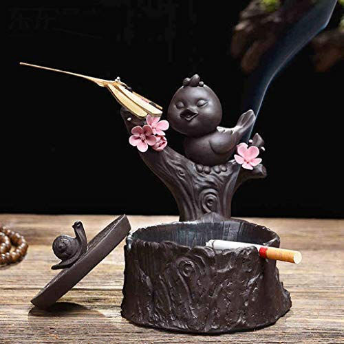 Brightz Tetera, Cenicero de cerámica con la Sede de salón de la Sala de té Tabla Textiles for el hogar Tazas de té,