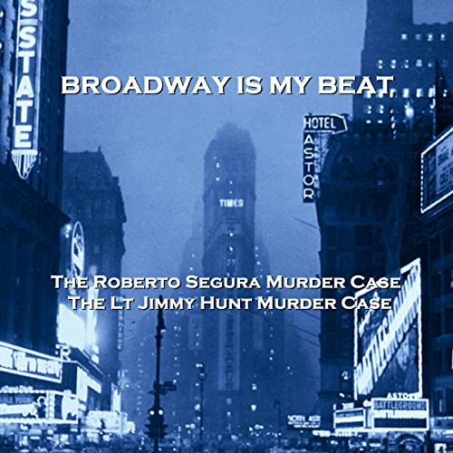 Broadway Is My Beat - Volume 10 audiobook cover art