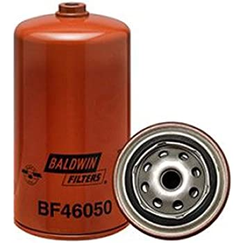 Amazon.com: Baldwin Filters BF46050 Genie Spin-On Fuel Pre-Filter, 1 Pack:  AutomotiveAmazon.com