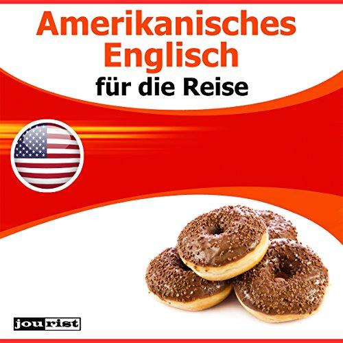 Amerikanisches Englisch für die Reise Titelbild
