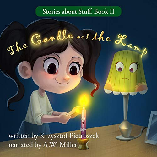 Couverture de The Candle and the Lamp