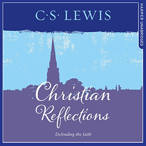 Christian Reflections cover art