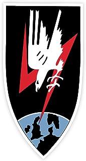 "Nachtjagd Division German Luftwaffe Aviation Night Fighter sticker decal 3"" x 6"""