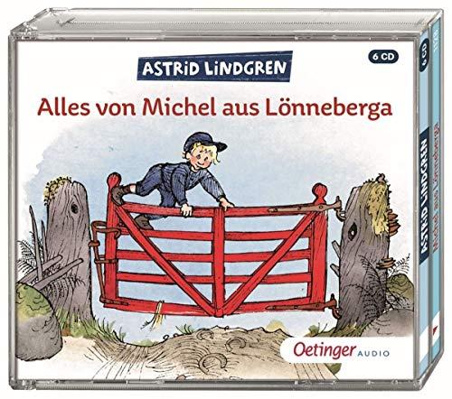 Alles von Michel aus Lönneberga: (6 CD): Ungekürzte Lesung