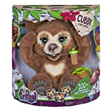 Fur Real Friends Peluche Interactive Cubby, l'Ours Curieux