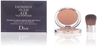 Christian Dior Diorskin Nude Tan Nude Glow Sun Powder With Kabuki Brush - # 003 Cinnamon