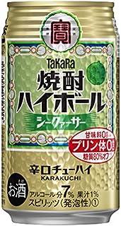 TaKaRa 焼酎ハイボール シークァーサー [ チューハイ 350mlx24本 ]