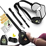 Neck Head Hammock My Day | 5 Pieces | Breathable Velvet Cervical & Head Traction Device for Neck Pain Relief and Relaxation | Easy Setup | Strong & Adjustable Straps
