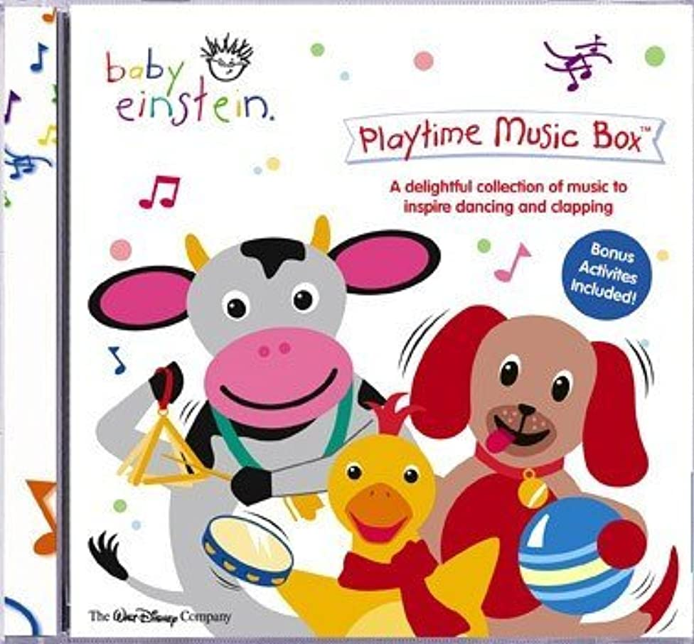 Playtime Music Box - a Concert for Little Ears by The Baby Einstein Music Box Orchestra
