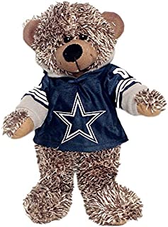 Prizes! NFL Dallas Cowboys Sweater Bear, One Size, Brown