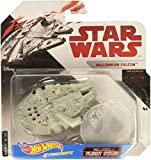 Hot Wheels Star Wars: The Last Jedi Millennium Falcon Die-Cast Vehicle Playset