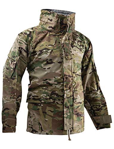 TRU-SPEC Men's Outerwear Series H2o Proof Gen2 Ecwcs Parka, MultiCam, Medium Regular