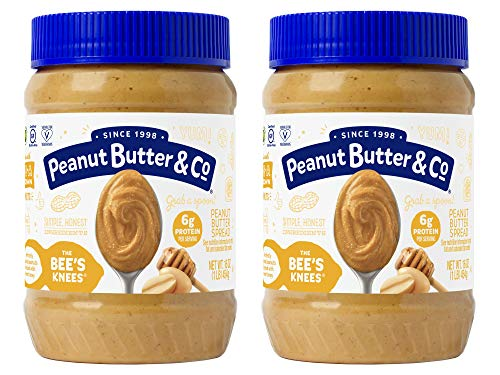 6 Pack of Peanut Butter And Co The Bee's Knees, Peanut Butter Now $6.70 (Was $36.99)