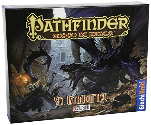 Giochi Uniti 101669 Gioco Pathfinder, Set Introduttivo