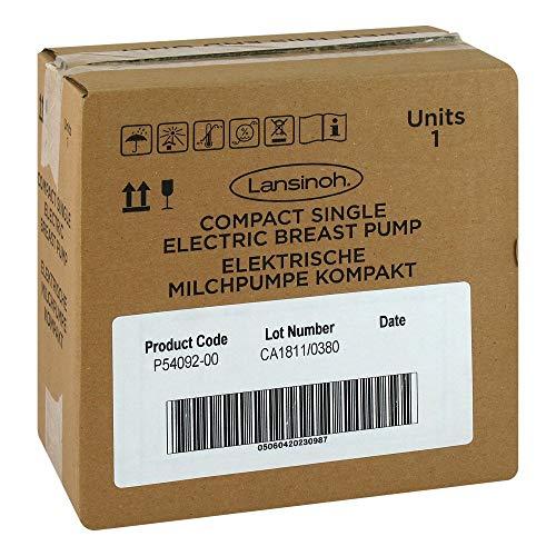 LANSINOH elektrische Milchpumpe Kompakt 1 St