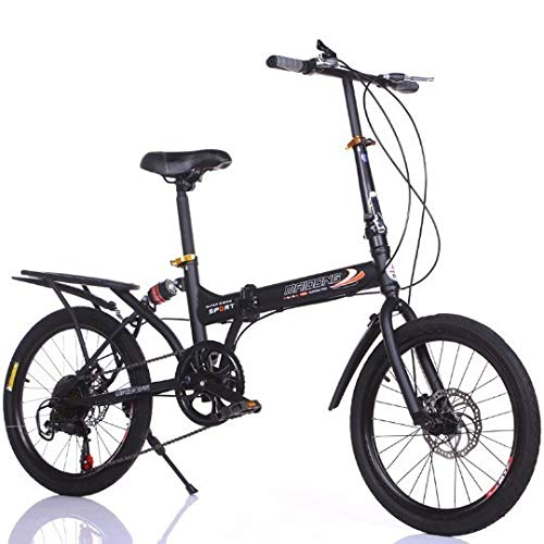 Check Out This Folding Bike Teens Student Portable City Bicycle Urban Commuter 20 Inch Outroad...