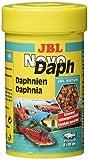 *JBL NovoDaph 30700 Leckerbissen für Aquarienfische naturgetrocknete Wasserflöhe, 100 ml