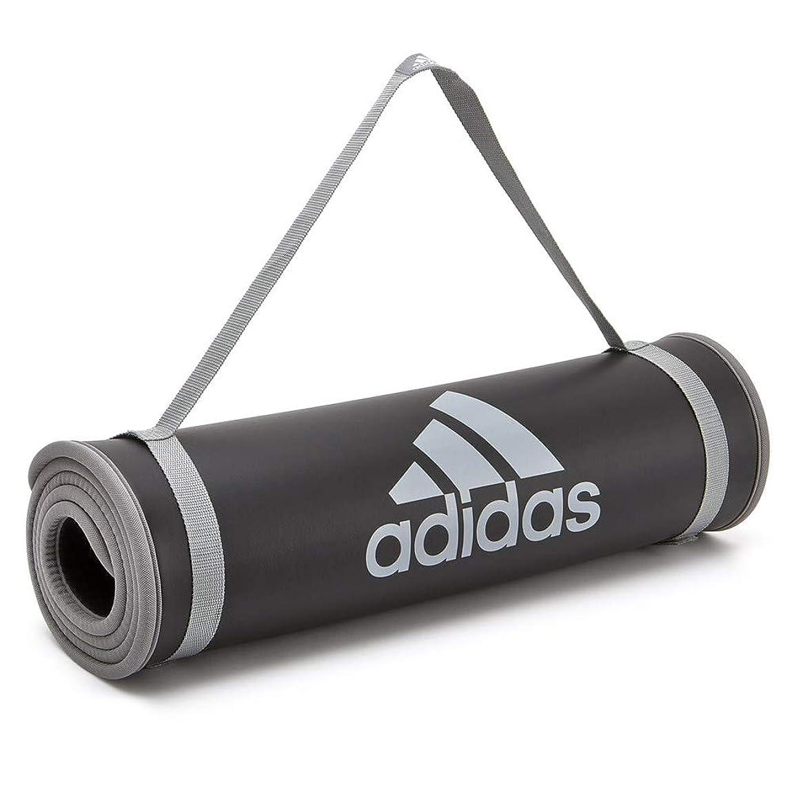 明確な教える約設定adidas(アディダス)ヨガ&ストレッチ トレーニング用マット フィットネス ヨガ ピラティス エクササイズ