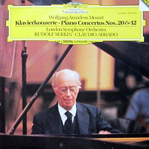 Klavierkonzerte Nr. 20 & 12 [Vinyl LP] [Vinyl LP]