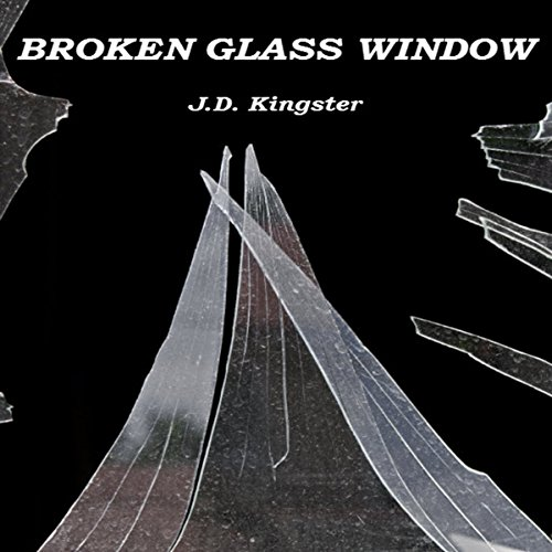 Broken Glass Window audiobook cover art