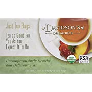Davidson's Ginger Spice Tea Bags, 100 Count