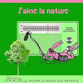 Page de couverture de J'aime la nature