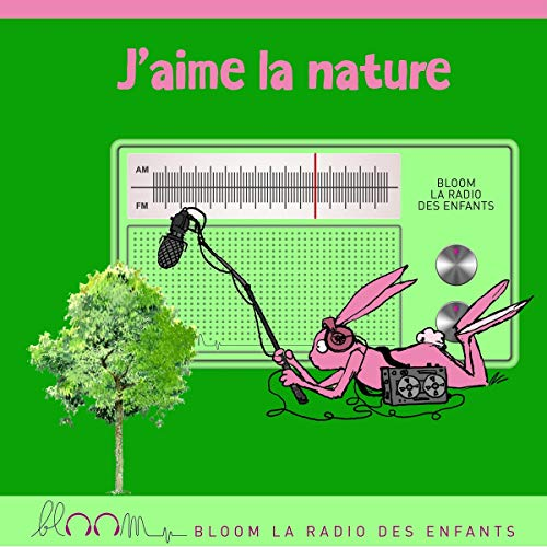 J'aime la nature cover art