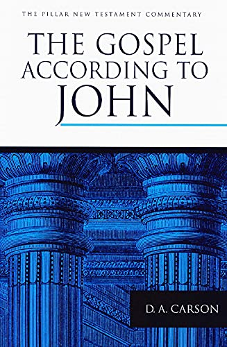 Image of The Gospel according to John (The Pillar New Testament Commentary (PNTC))