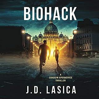 Biohack audiobook cover art