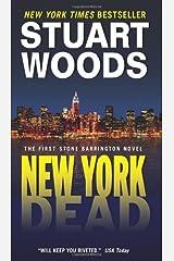New York Dead: The First Stone Barrington Novel (A Stone Barrington Novel Book 1) Kindle Edition