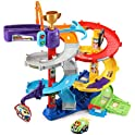 VTech Go! Go! Smart Wheels Ultimate Corkscrew Tower 3+ Feet of Play