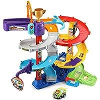 VTech Go! Go! Smart Wheels Ultimate Corkscrew Tower 3+ Feet of Play