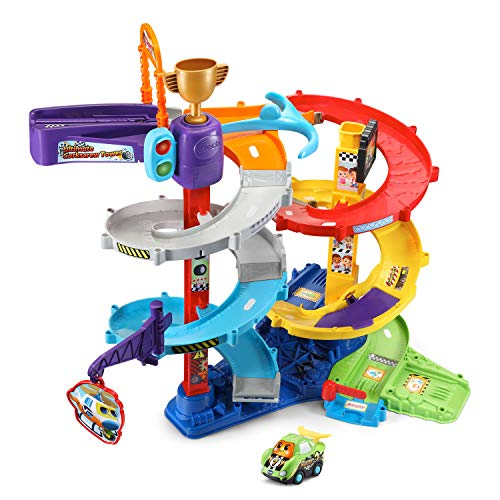 VTech Go! Go! Smart Wheels Ultimate Corkscrew Tower $19.88