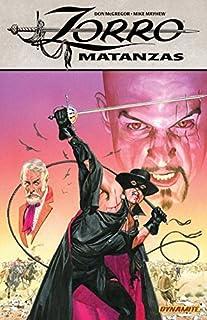 Zorro: Matanzas (English Edition)