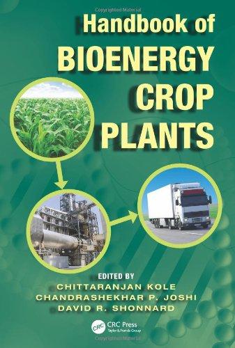 Handbook of Bioenergy Crop Plants