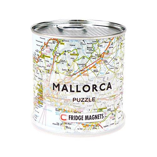 Extra Goods 153604 - Mallorca Magnetisches Puzzle