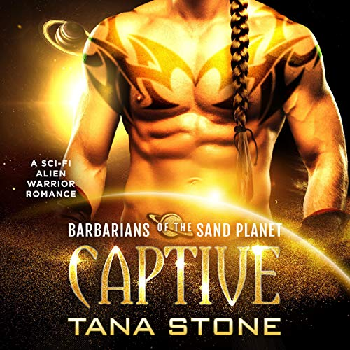Captive (A Sci-Fi Alien Warrior Romance)  By  cover art