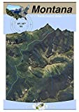 45°107° NE - Hardin, Montana Backcountry Atlas (Aerial)