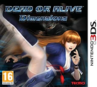 Dead or Alive: Dimensions [Spanish Import] by Nintendo [並行輸入品]