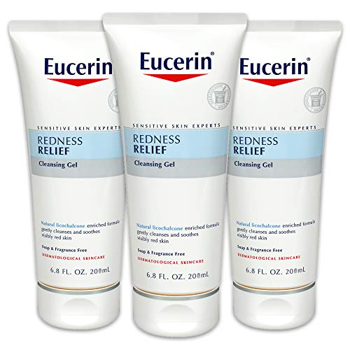 3-Pk Eucerin Redness Relief Cleansing Gel Fragrance Free $16.78 (38% OFF)
